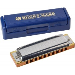 HOHNER Blues Harp MS mundharmonika i A
