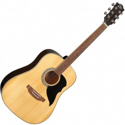 Eko Ranger 6-NAT western guitar natural front