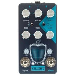 Crazy Tube Circuits Killer V Pre Amp/Vibrato