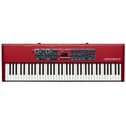 Clavia Nord Piano 5 73 elklaver front