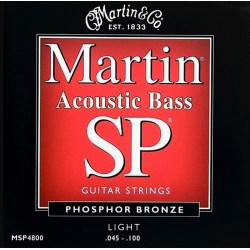 Martin Acoustic bass SP Light 45-65-80-100