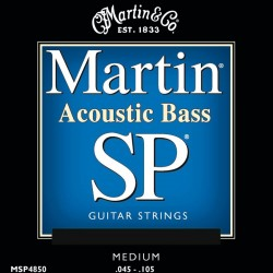 Martin Acoustic bass SP Medium 45-65-85-105