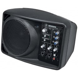 """Mackie SRM150 5.25"""" Compact Powered PA-System front"""