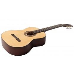 Cataluna C-80 Klassisk guitar 4/4 Natur front