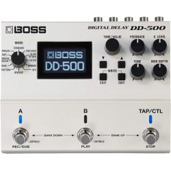 Boss DD-500 Digital Delay front