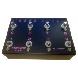 MarkOne 8 - Looper pedal (Brugt)