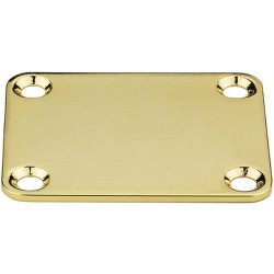 Sleipner Neck Plate Gold