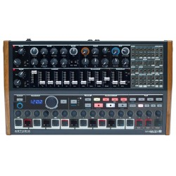 ARTURIA Minibrute-2S Analog Synth Module front