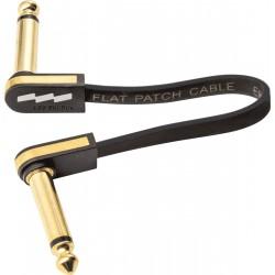 EBS PCF-PG10 Premium Guld Flad Patch Kabel