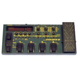Zoom GFX-8 Multieffektboard Brugt