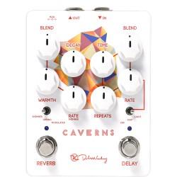 Keeley Caverns Delay Reverb V2 (Brugt)