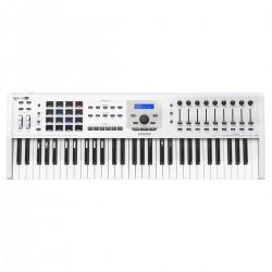 Arturia KEYLAB-MKII-61 USB Controller Keyboard hvid front