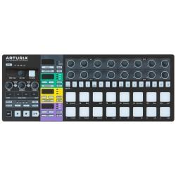 Arturia Beatstep Pro Black Edition sequencer front