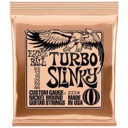 Ernie Ball 2224 Turbo Slinky 095-46 elguitar strenge