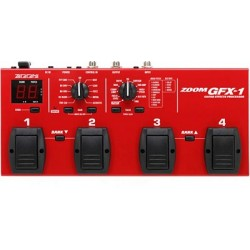 Zoom GFX-1 Guitar Effect Processor
