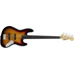 Fender SQ Vintage Mod J-Bass Fretless 3TSB