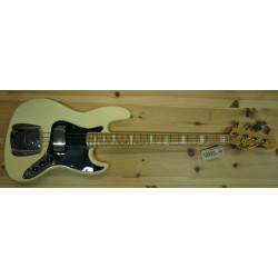 Fender Jazzbass Olympic White 1976