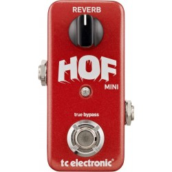 tc electronic HOF Mini Reverb