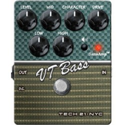 TECH 21. NYC Character Series VT BASS v.2