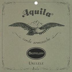 Aquila Bionylon concert ukulele strenge