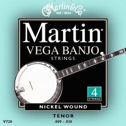 Martin Banjo strenge tenor, Light
