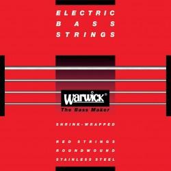 Warwick Stål Red Label 40-60-80-100