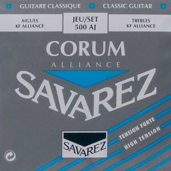 Savarez 500 AJ Alliance Corum klassisk guitar strenge
