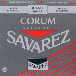 Savarez 500 AR Alliance Corum klassisk guitar strenge