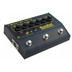 TECH 21. NYC Bass Driver Programmable