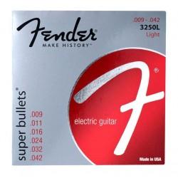 Fender 3250L Super Bullets Light guitar strenge