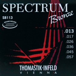 Thomastik-Infeld Spectrum Bronze western strenge 013-057