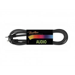 Boston Audio Kabel stereo minijack/stereo minijack 150 cm