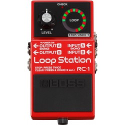 BOSS RC-1 Loop Station Effektpedal