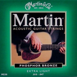 Martin M530 Extra Light 10-47 Phosphor Bronze