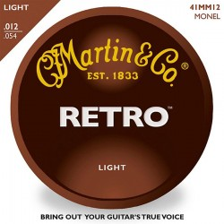 Martin MM12 Light 12-54 Retro