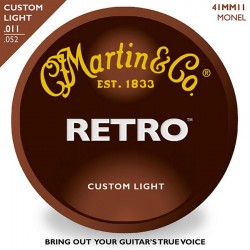Martin MM11 Custom Light 11-52 Retro