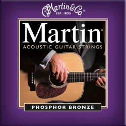 Martin M535 Custom Light 11-52 Phosphor Bronze