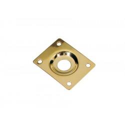 Sleipner Jack Plate Rectangular Gold