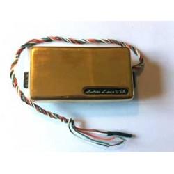 AGI Don Lace D100 Humbucker gold