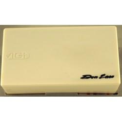 AGI Don Lace D100 Humbucker white