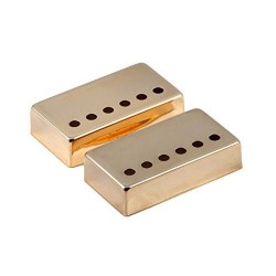 Mighty Mite Humbucker Pickup Cover sæt i guld