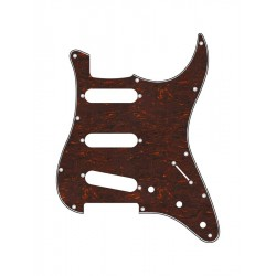 Boston Strat pickguard SSS tortoise fine