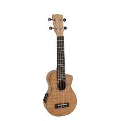 Korala UKS-310CE Sopran ukulele med pickup