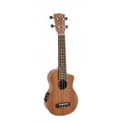 Korala UKS-250CE Sopran ukulele med pickup