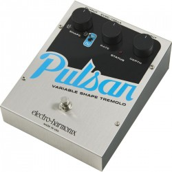 Electro-Harmonix Pulsar Variable Shape Tremolo