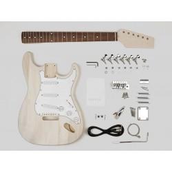 Sleipner Guitar Kit byg selv