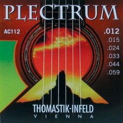 Thomastik-Infeld Plectrum Bronze Hybrid western strenge 012-059