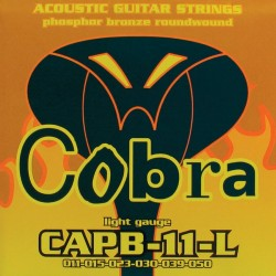 Cobra Phosphor/Bronze 011-050