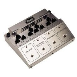 Koch PDT-4 Pedaltone All-Tube Footpedal Preamp