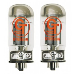 Groove Tubes GT 6550R - 4 stk matched